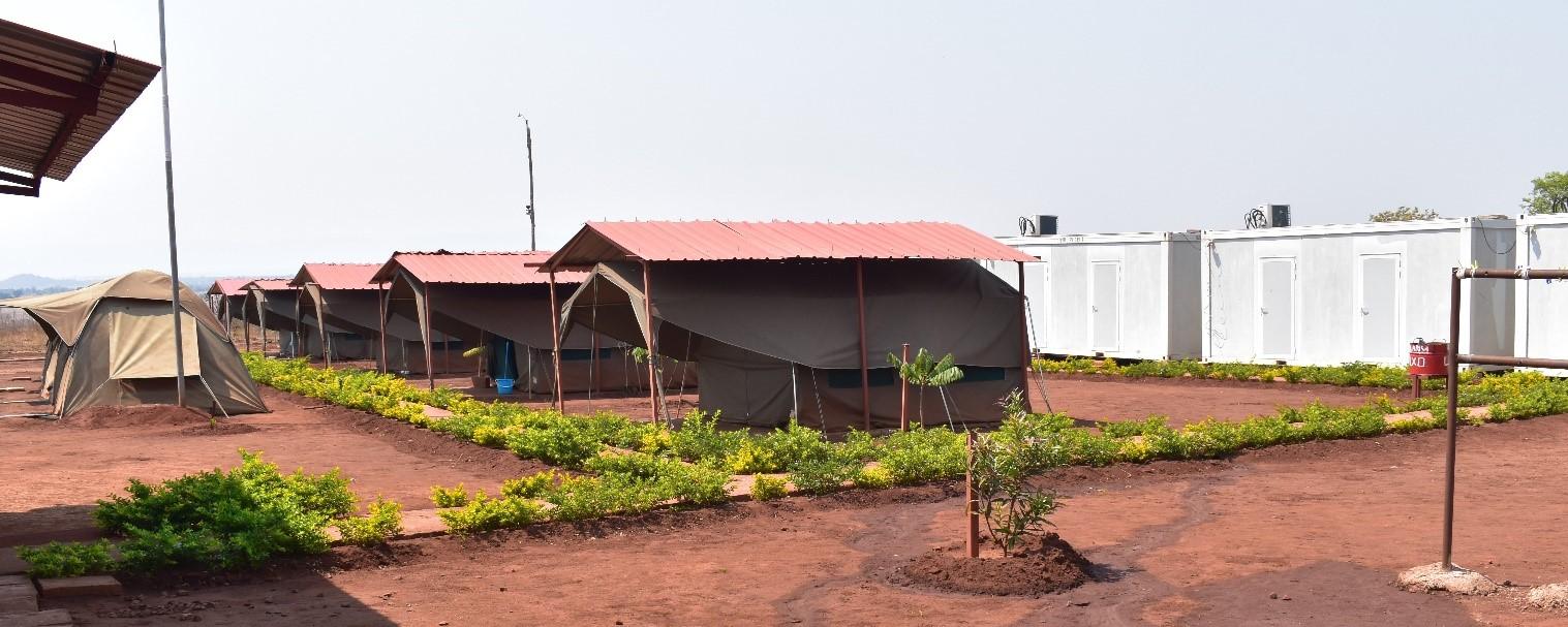 Campo Longonjo - August 2019