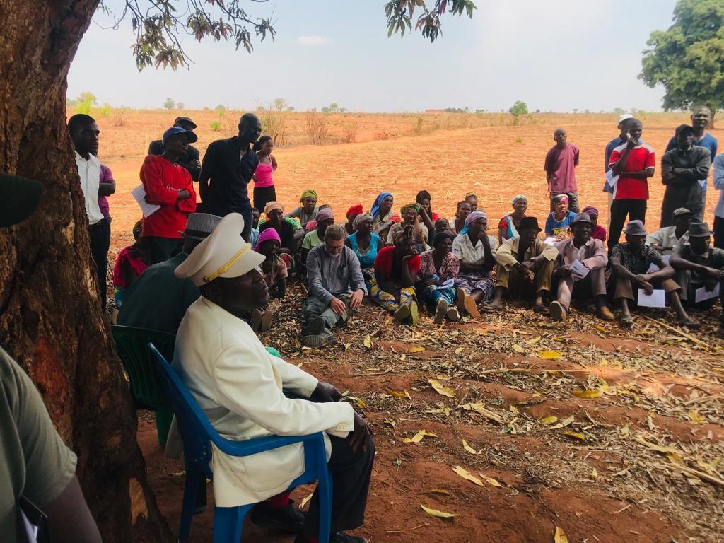 Local community meeting